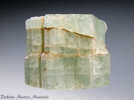 Beryl from Mount Mica quarry, Paris, Oxford Co., Maine, United States - 54656