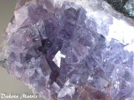 Fluorite from Boulder Hill, Lyon Co., Nevada, United States - 37645