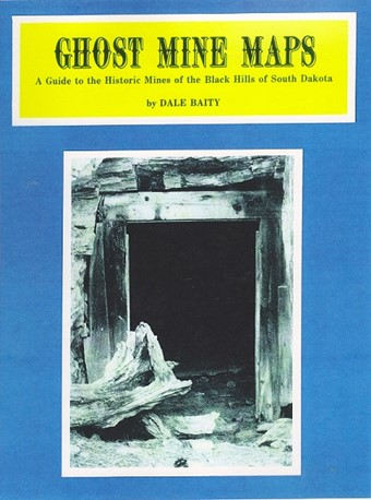 Ghost Mine Maps (Softcover) - B02