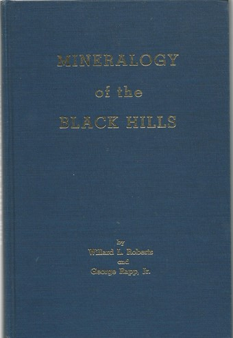 Mineralogy of the Black Hills (Hardcover) - B10