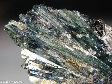 Actinolite from Chester, Windsor Co., Vermont, United States - PD34651