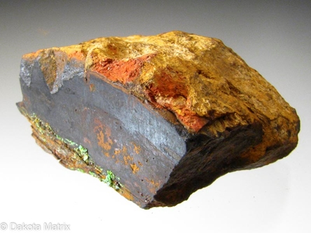 AKAGANEITE from Nantan Iron Meteorite, Lihu, Nandan Co., China - 31371