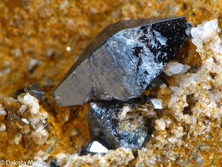 Anatase from Grapsteig, near Thusis, Switzerland - PD39212