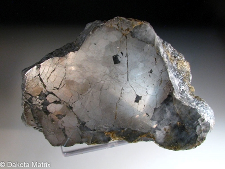 Arsenopyrite from Mineral Hill mine, Crevasse dist., Park Co., Montana, United States - 49098