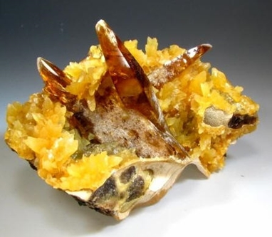 Barite from Elk Creek, Meade Co., South Dakota, United States - 25082