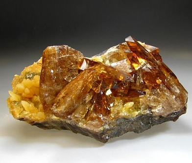 Barite from Elk Creek, Meade Co., South Dakota, United States - 25101
