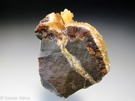 Baryte from Elk Creek, Meade Co., South Dakota, United States - 55342