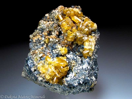 Baryte from Eagle mine, Gilman, Eagle Co., Colorado, United States - PD32017