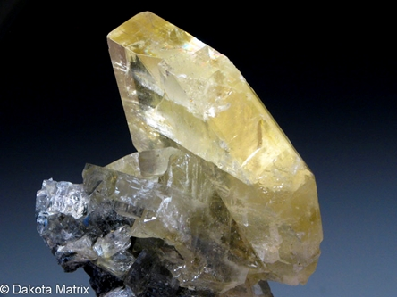 Baryte from Meikle mine, Elko Co., Nevada, United States - 50641