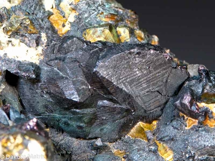 BORNITE from Butte dist., Silver Bow Co., Montana, United States - PD31834