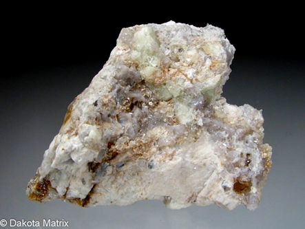 Brazilianite from Chandlers Mill quarry, Sullivan Co., New Hampshire, United States - BN49012