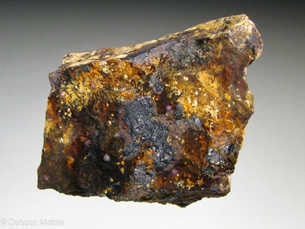 Cacoxenite from Indian Mountain, Cherokee Co., Alabama, United States - GJ36508