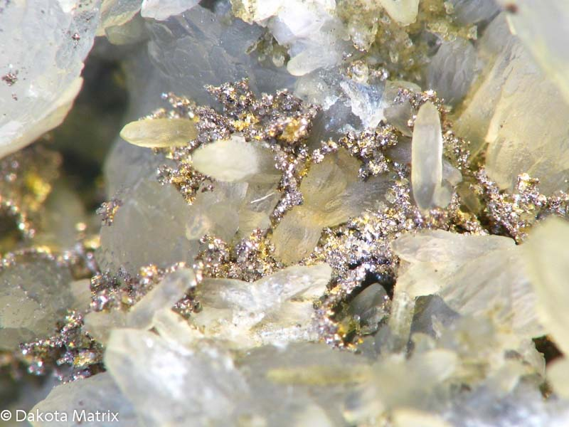 Calaverite Mineral Specimen For Sale