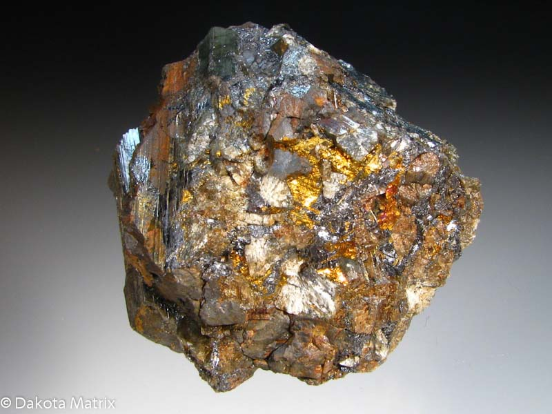 Chalcopyrite Mineral Specimen For Sale