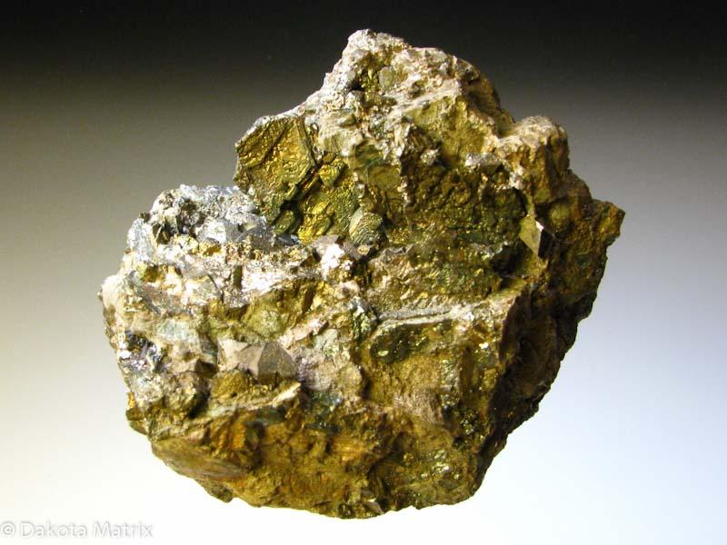 Chalcopyrite - DS43548