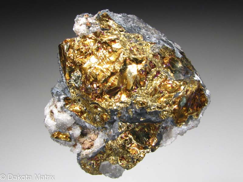 Chalcopyrite mineral information and data