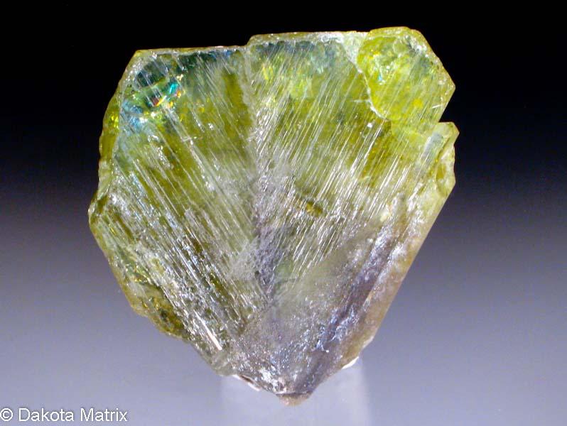 Chrysoberyl Mineral Specimen For Sale