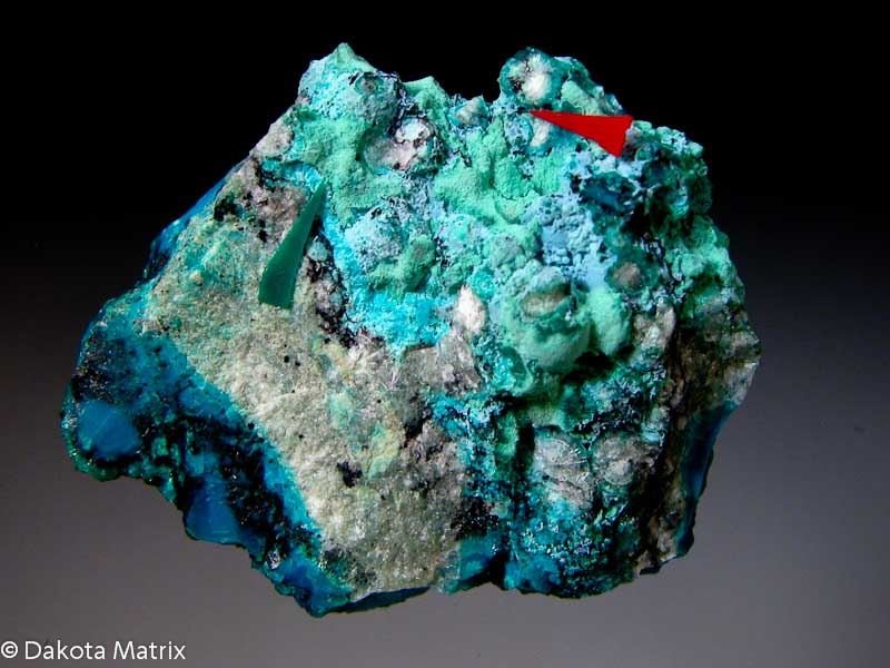 Chrysocolla Mineral Specimen For Sale