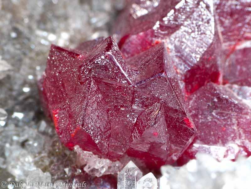 Cinnabar Mineral Specimen For Sale