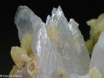 Colemanite from Boron, Kern Co., California, United States - PD35767
