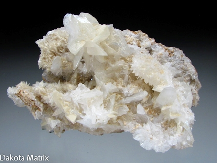 Colemanite from Boron, Kern Co., California, United States - 43030