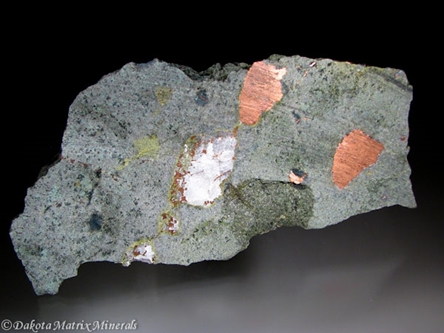 Copper from Norwich, Ontonagon Co., Michigan, United States - PD30657