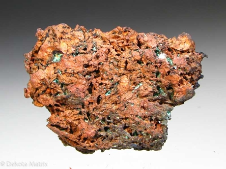 COPPER from Butte dist., Silver Bow Co., Montana, United States - PD31817