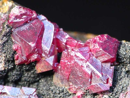 CUPRITE from Cornwall, England - PD31849