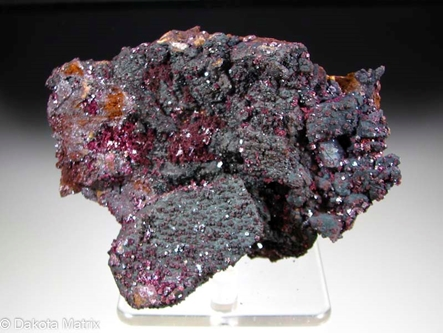 Cuprite from Ray mine, Pinal Co., Arizona, United States - AH51540