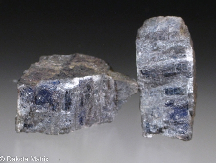 Cuproplumbite from Broken Hill, New South Wales, Australia - 51675