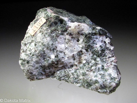 Diopside from Ashmore Farm, Natural Bridge, New York, United States - AH52146