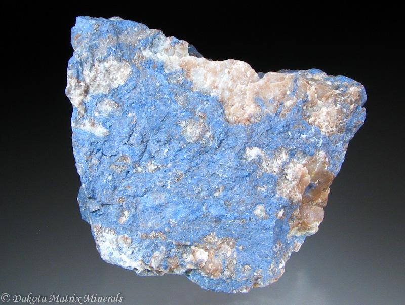 dumortierite mineral specimen for sale