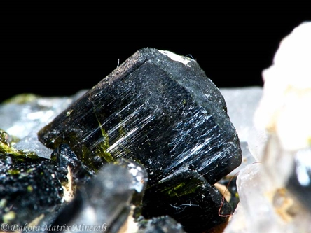 Epidote from Green Monster Mtn., Prince of Wales Island, Ketchikan dist., Alaska, United States - DH34762