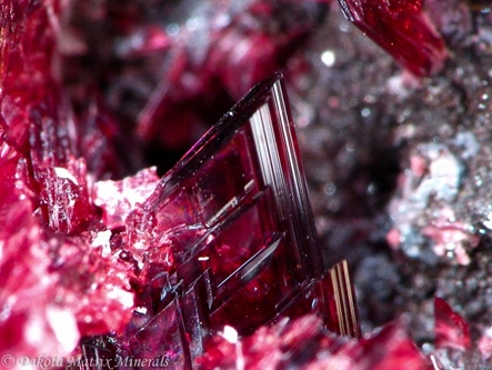 Erythrite from Bou Azzer dist., Anti-Atlas, Morocco - PD33881