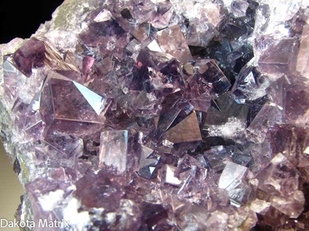 Fluorite from Frazers Hush mine, Weardale, Co. Durham, England - 48516
