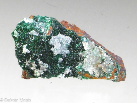 Gillardite from 132 North mine, Widgiemooltha, Western Australia, Australia - 51948