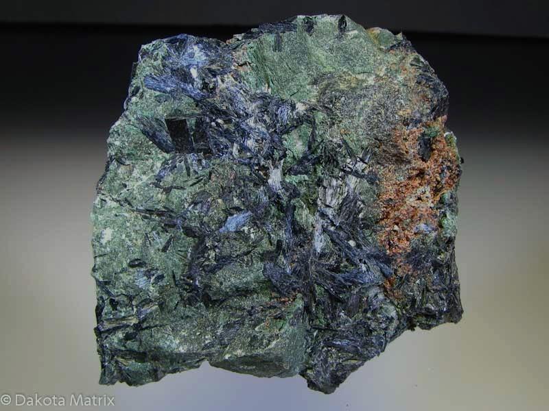 Glaucophane - Wikipedia |Glaucophane Mineral
