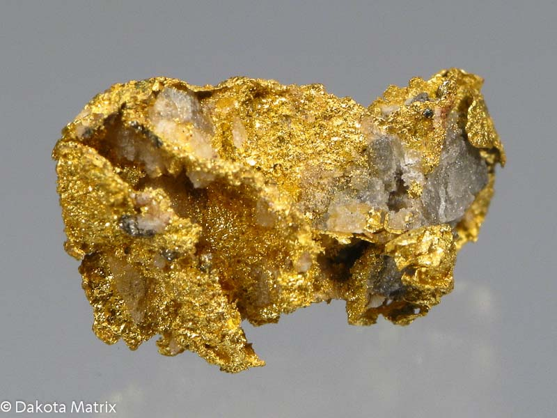 gold mineral information and data