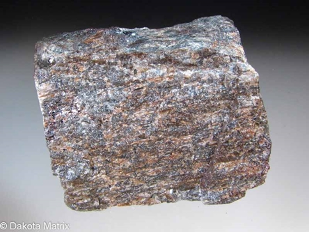 Graftonite from Bull Moose mine, Custer Co., South Dakota, United States - PD41610