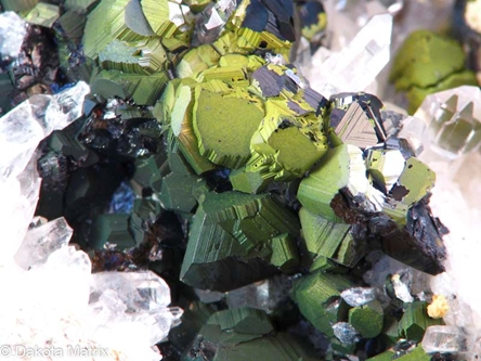 Greenockite from San Juan Vein, Patch mine, Gilpin Co., Colorado, United States - AH53385