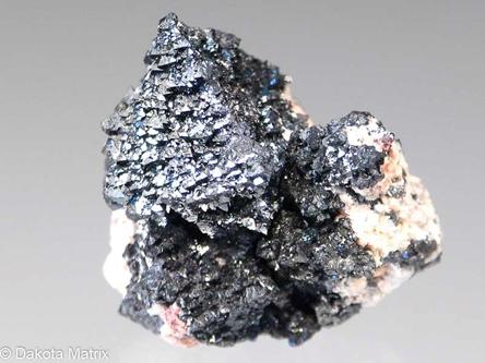 Hausmannite from N'Chwaning mines, Kuruman, Northern Cape prov., South Africa - 11081