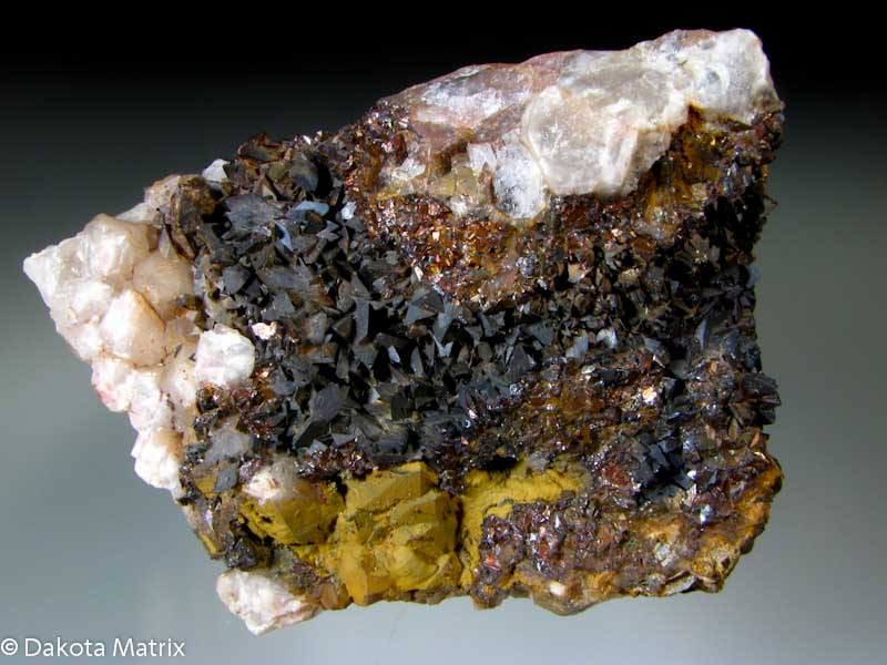 Siderite Mineral Specimens for Sale