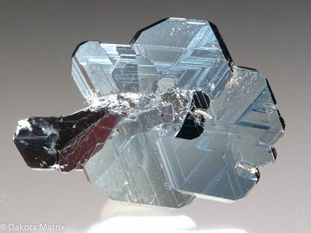 Hematite from Uri, Switzerland - PD41772