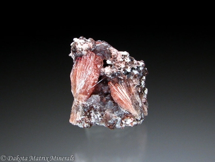 Inesite from Wessels mine, Hotazel, Kalahari Mn fields, Northern Cape Province, South Africa - PD33302