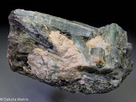 Kyanite from Cobble Mt. Reservoir, Blanford, Maryland, United States - 36311