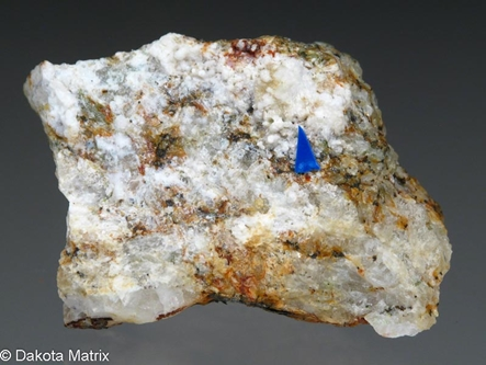 Macdonaldite from Big Creek, Fresno Co., California, United States - PD42213