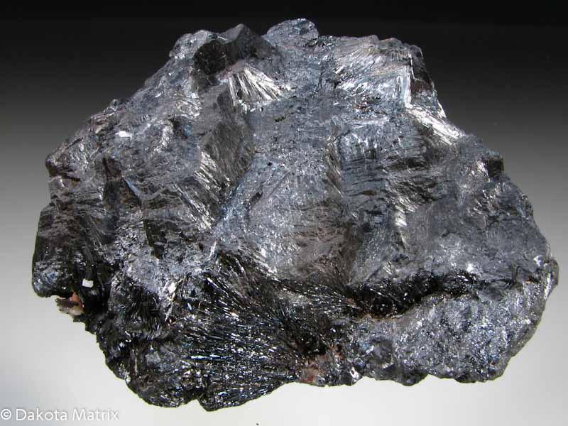 Manganite Mineral Specimen For Sale