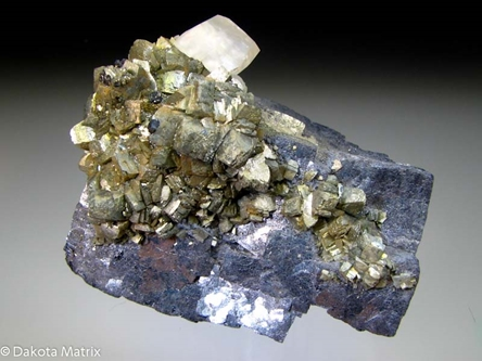 Marcasite from Sweetwater mine, Viburnum Trend, Reynolds Co., Missouri, United States - PD37854