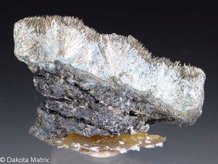 Millerite from Thompson mine, Moab-Setting Lakes area, Thompson Nickel Belt, Manitoba, Canada - 51666