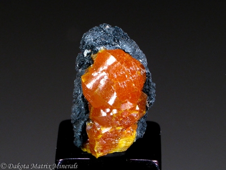Mimetite from Dry Gill mine, Caldbeck Fells, Cumbria, England - 29788